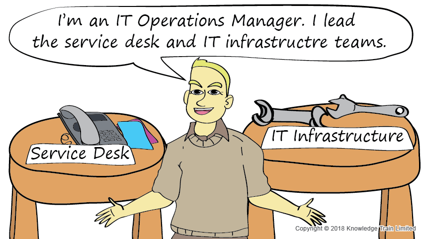 IT Operations Manager role