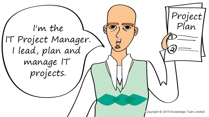 IT Project Manager role