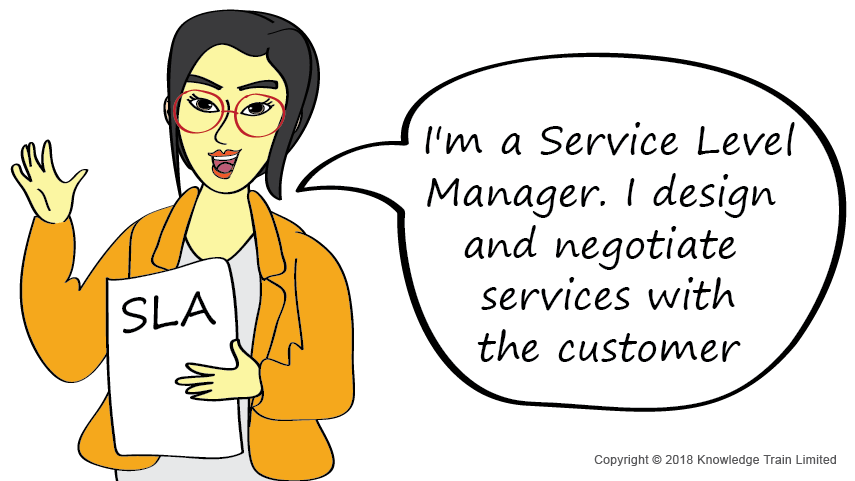 Service Level Manager role